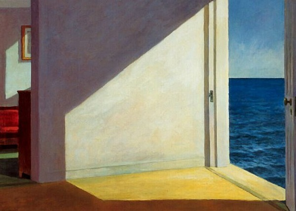 Edward Hopper, rooms by the see
