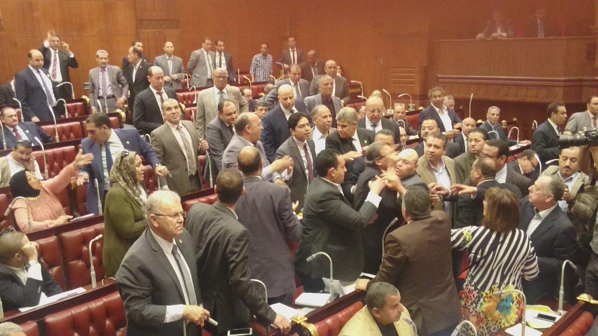 مقال المصري اليوم: الخوف في جمهورية مصر العصبية!