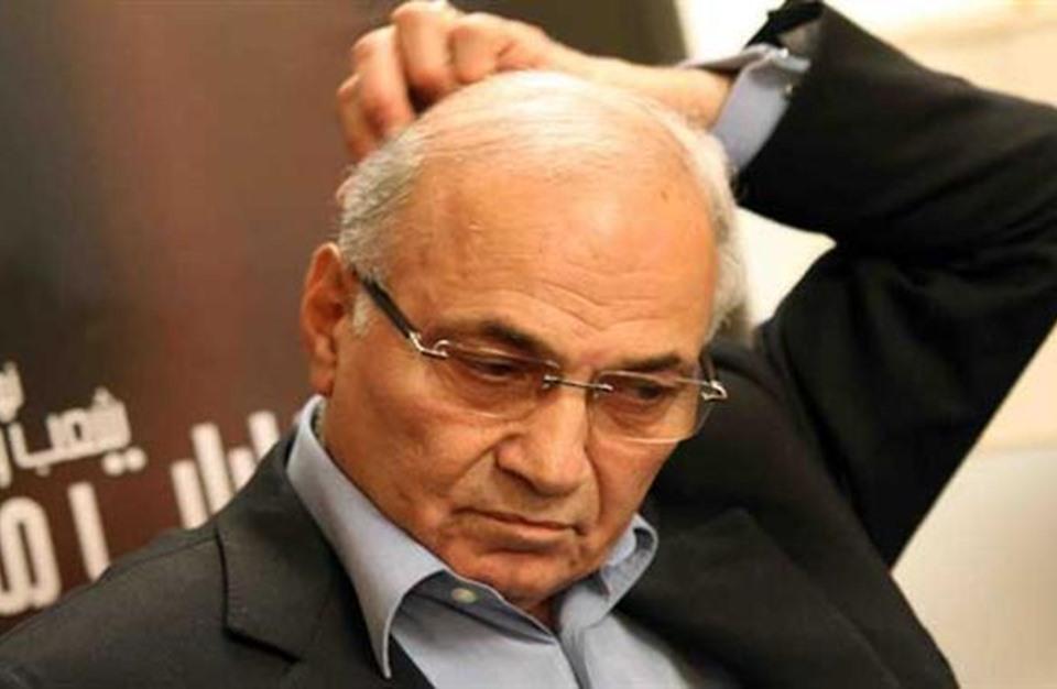 أحمد شفيق وقضيته المثيرة للأسى