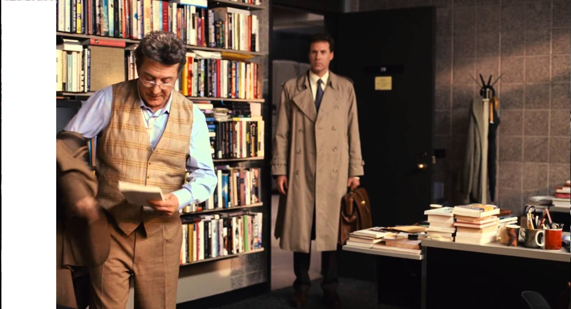 بعيدًا عن قسوة داستين هوفمان: هل تغير النهاية المصير الأدبي لرواية؟