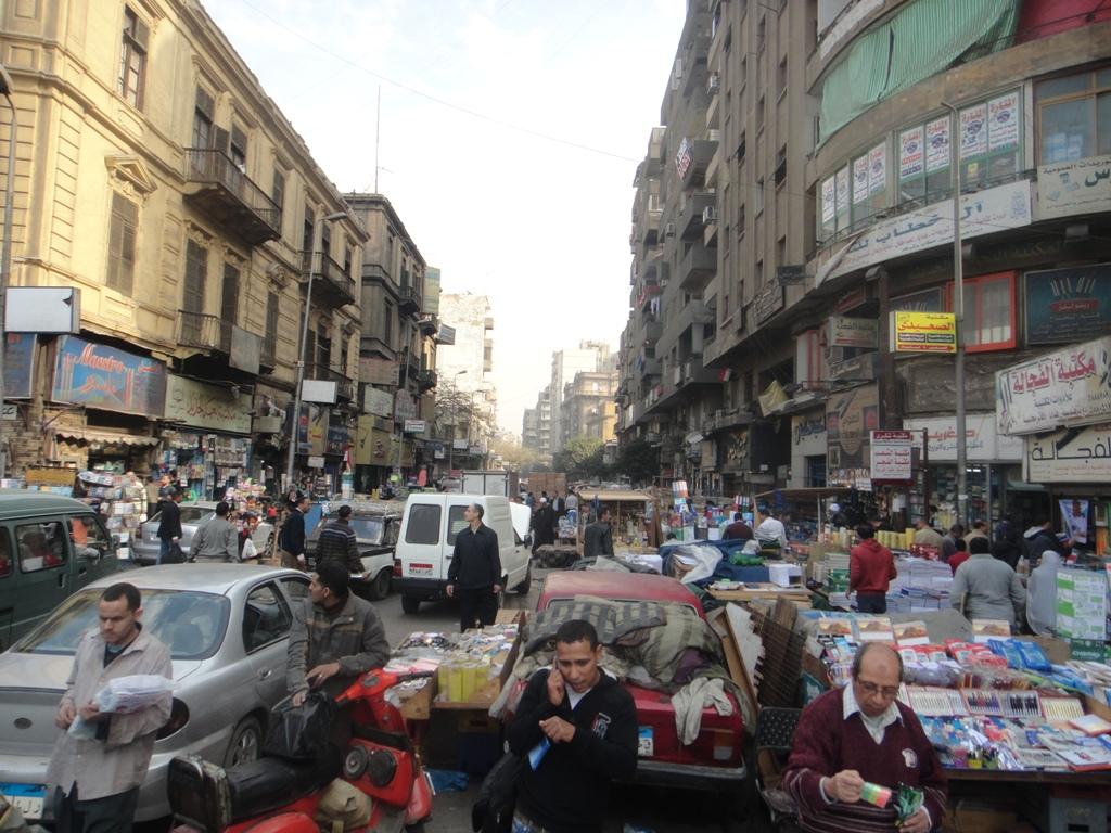 الشعوب المصرية بين مصر الحواضر ومصر البحر والصحراء